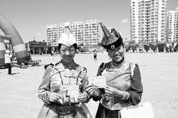 內蒙古45位最美體彩人名單出爐