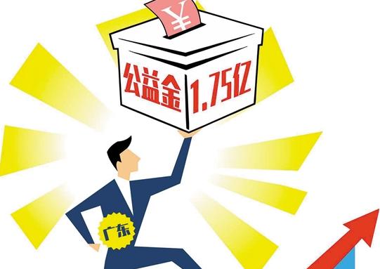 """廣東衝雙色球""""百佳"""" 籌集公益金1.75億元"""
