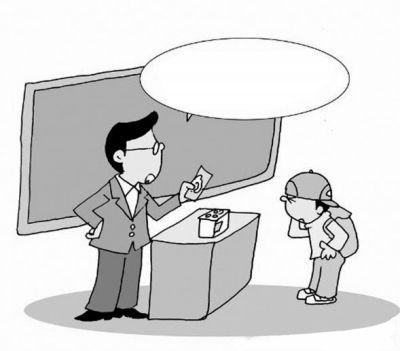 所有學校都應叫停對學生罰款