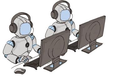 人工智能時代,哪類公職人員會被替代