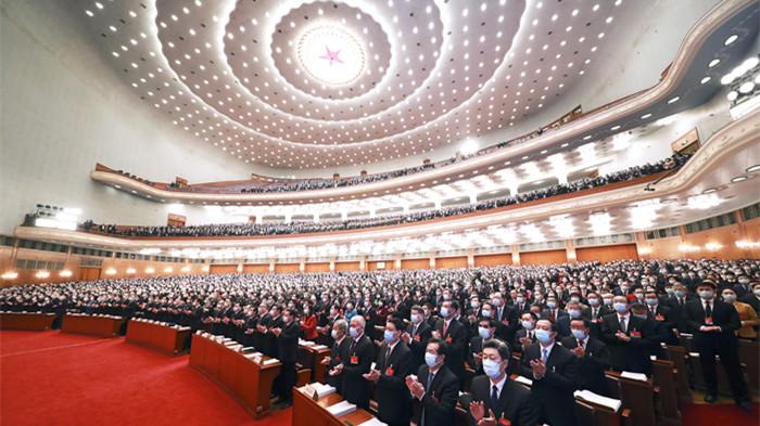 新華社論習近平總書記在全國兩會重要講話精神