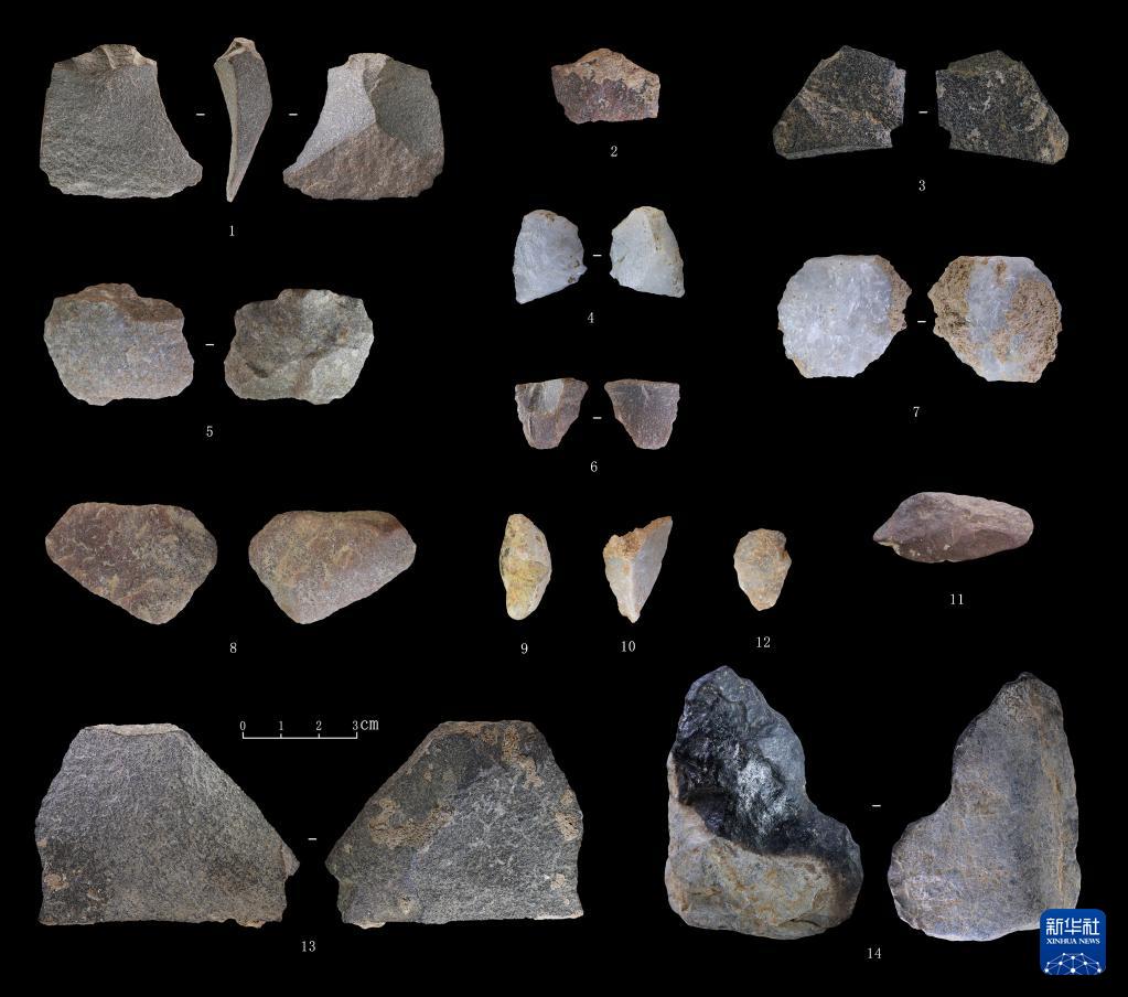 河南发现距今3.2万年人类头骨化石