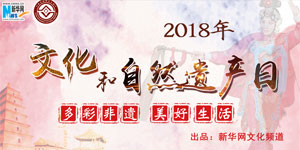 2018年文化和自然遺産日專題