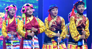 西藏山南:群眾謳歌新時代