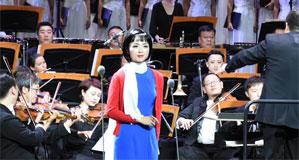 """天津舉行""""祖國頌""""交響音樂會"""