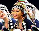 哈尼族歌舞