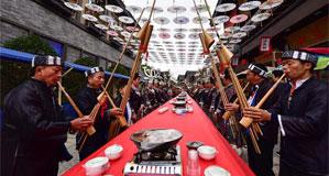 貴州丹寨:傳統民俗 樂享金秋