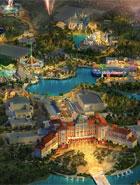 北京環球主題公園預計5月開園 遊玩項目可搶鮮看