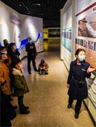 重慶白鶴梁水下博物館重新開館