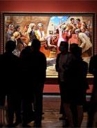 新疆美術館正式對外開放