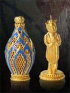 敦煌研究院推出首批文創珠寶産品