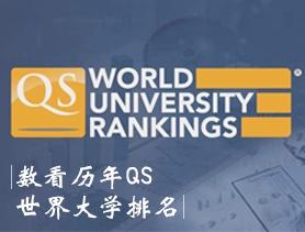 數看歷年QS世界大學排名 中國這些高校表現突出