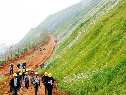 礦山建設 有了綠色標準