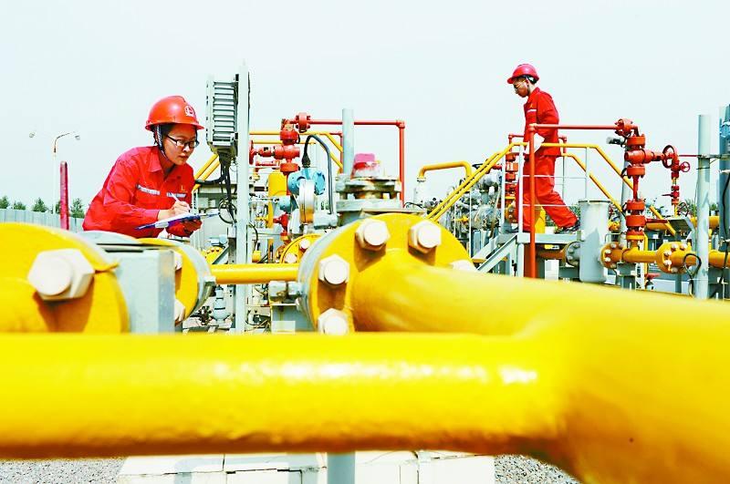 供暖季加速天然氣消費 中石油多措並舉迎冬供