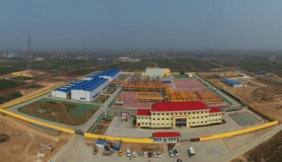 文23儲氣庫項目一期工程首座井場成功注氣