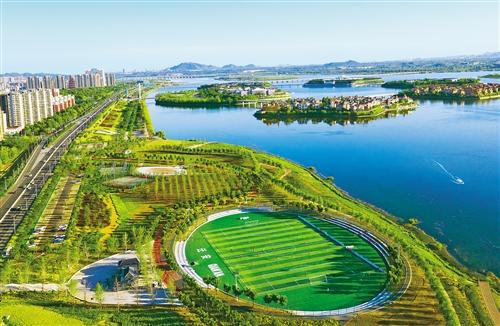 山東建設智慧綠色港口