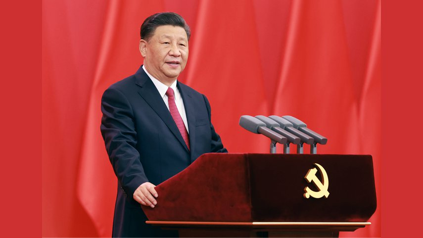 Xi awards highest Party honor to role models ahead of CPC centenary
