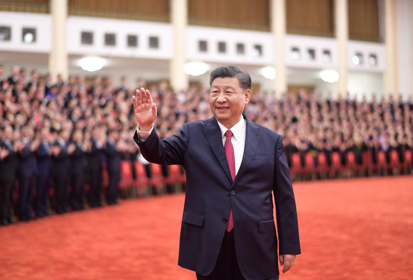 GLOBALink | Xi awards highest Party honor to role models