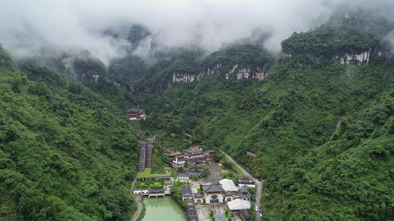 Central China's World Heritage Site reopens as COVID-19 risk clears