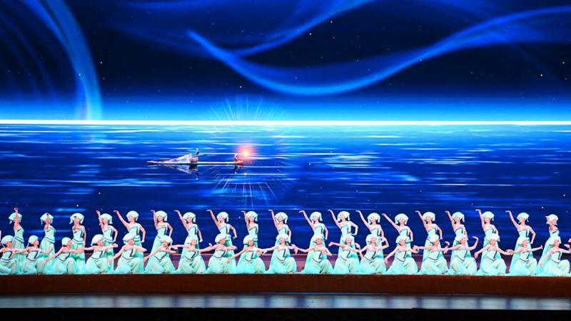 Opening gala of sixth ethnic minority art festival held in Beijing