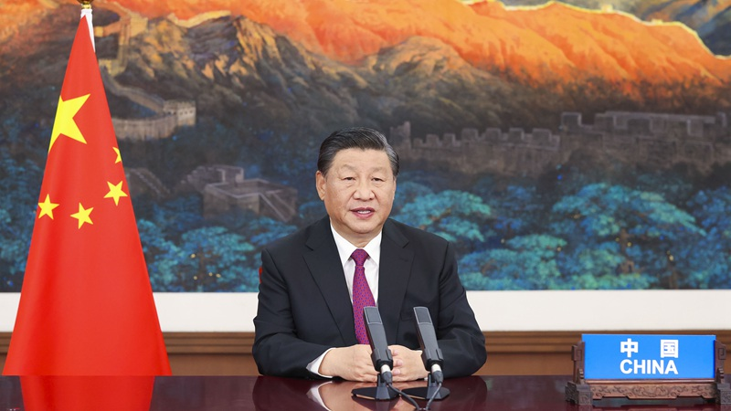 Xi attends 6th Eastern Economic Forum opening ceremony