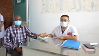 Chinese doctors offering ray of hope for Rwandan patients at local hospitals