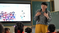 Pic stories of rural teachers in E China