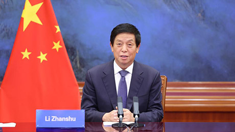 China, Bahrain to strengthen parliamentary exchanges