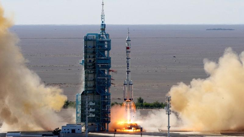 GLOBALink   Shenzhou-12 mission in 120 seconds