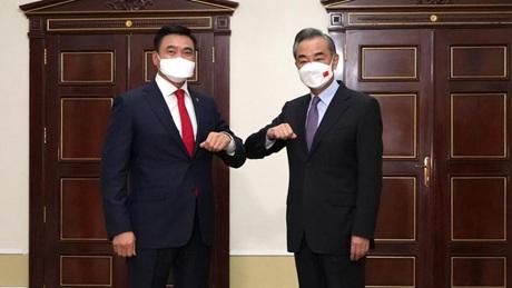 China, Mongolia pledge to enhance cooperation