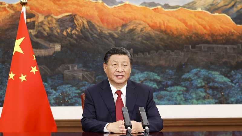 Xi delivers video speech to CELAC 6th Summit, calls for building community of shared future between China, LatAm