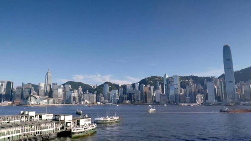"GLOBALink   Hong Kong reaches new milestone in implementing ""patriots governing Hong Kong"": HKSAR gov't"