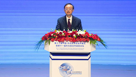 Senior Chinese diplomat calls on Northeast Asian countries to strengthen cooperation
