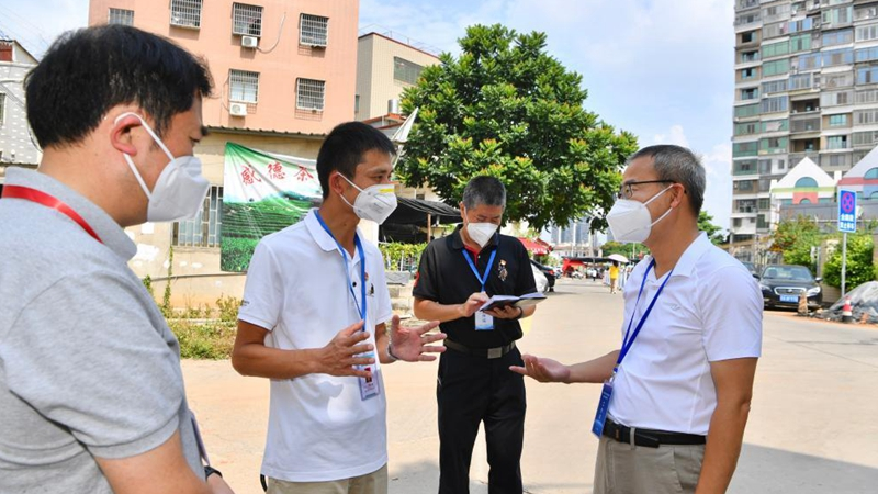 People mobilized to join COVID-19 fight in Tongan, Xiamen
