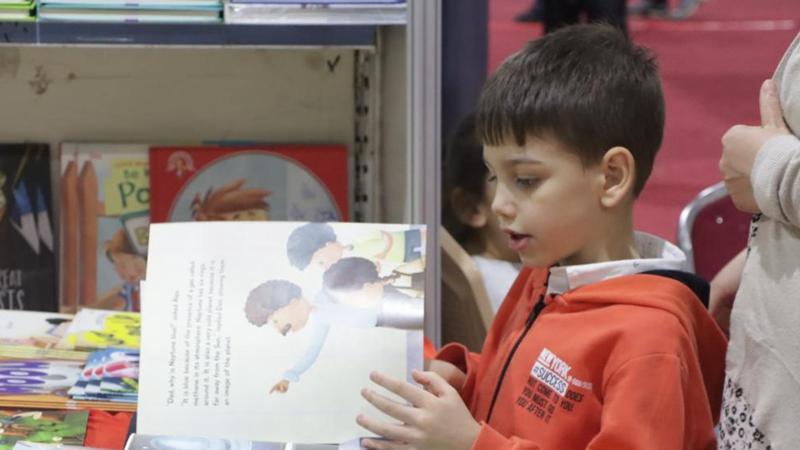 20th Amman International Book Fair kicks off