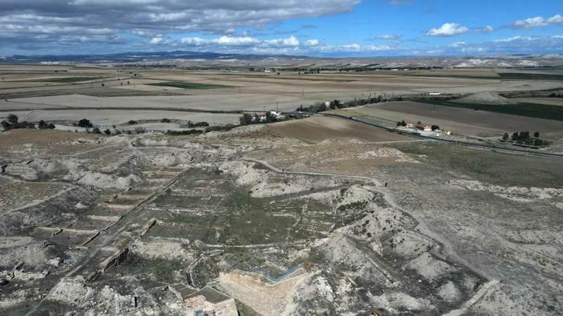 In pics: ancient city of Gordion in Ankara