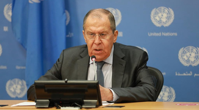 Afghan political process impossible without Taliban's cooperation, says Russian FM