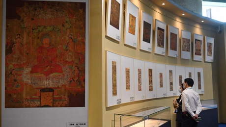 Int'l cultural expo, tourism festival on Silk Road held in NW China