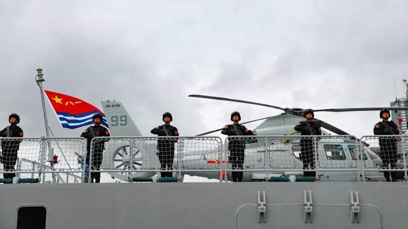 China sends new fleet on Gulf of Aden escort mission