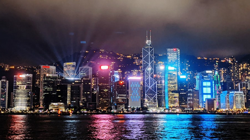 U.S. attempt to harm Hong Kong's stability, development will not succeed: report