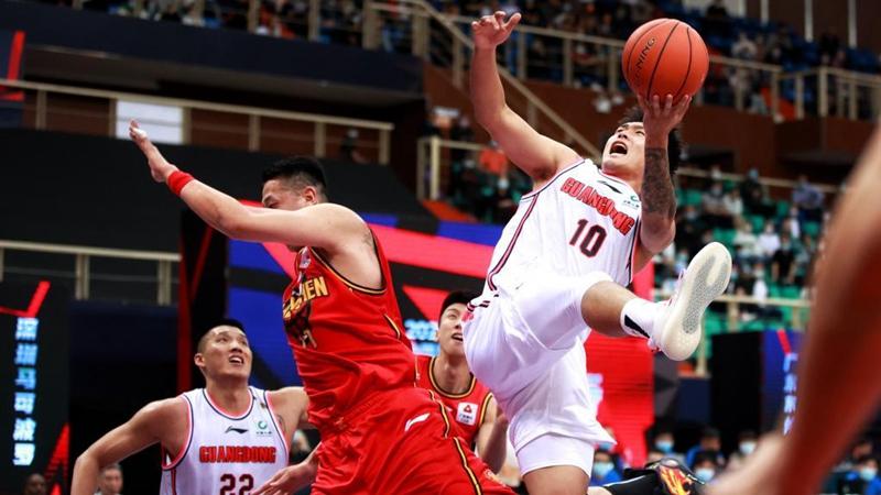 Guangdong, Shandong off to winning start in stars return
