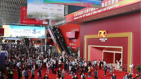 Canton Fair attracts global businesses with good services, constant innovation