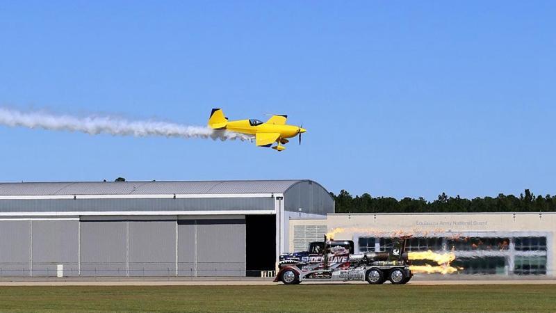 Hammond Northshore Regional Airshow held in U.S.