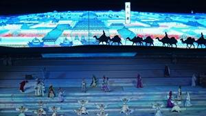 """Live-action performance """"china"""" debuts in Jingdezhen, Jiangxi"""