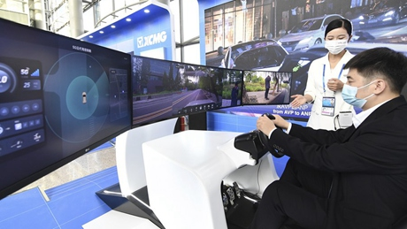 China now has 450 mln 5G users: ministry