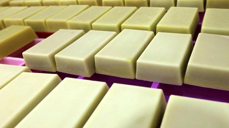 Jordanian family pioneers donkey milk soap business