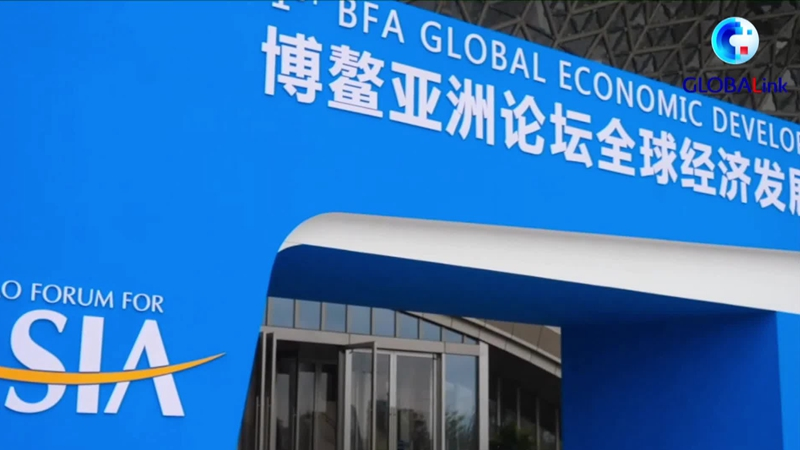 GLOBALink   China continues to contribute to global economic security, sustainable development