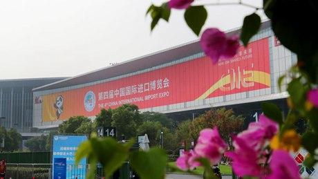 Preparation for fourth CIIE underway in Shanghai