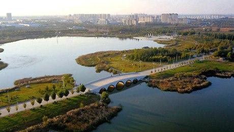 Xinhe County in China's Hebei boosts rural vitalization