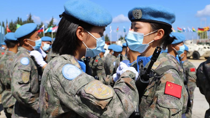 50 years on, China remains committed to advancing UN cause